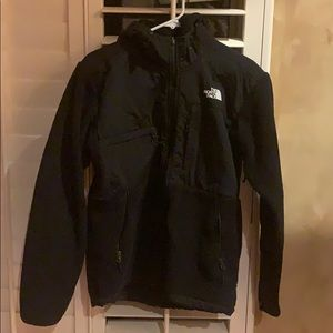 North Face winter jacket.